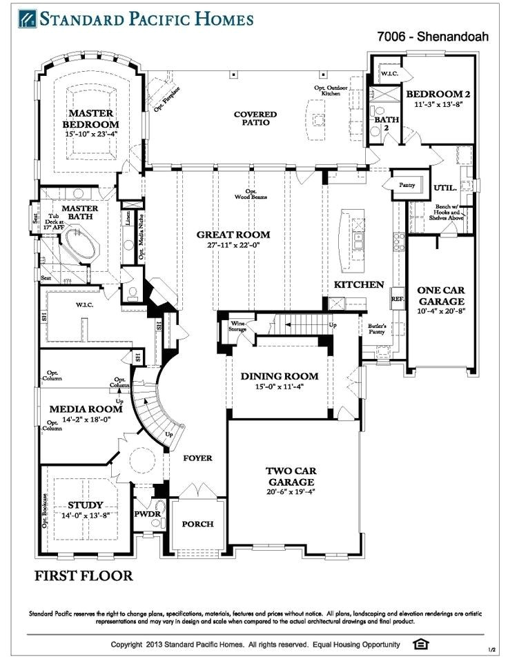 standard pacific homes floor plans unique 10 best floor plans images on pinterest floor plans ranch and