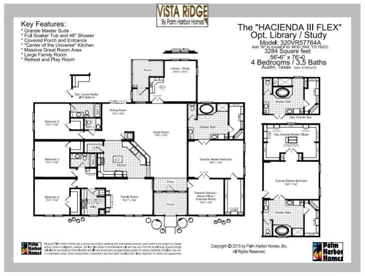 find best manufactured home floor plan