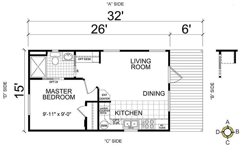 ainsworth floor plan park model homes nebraska iowa