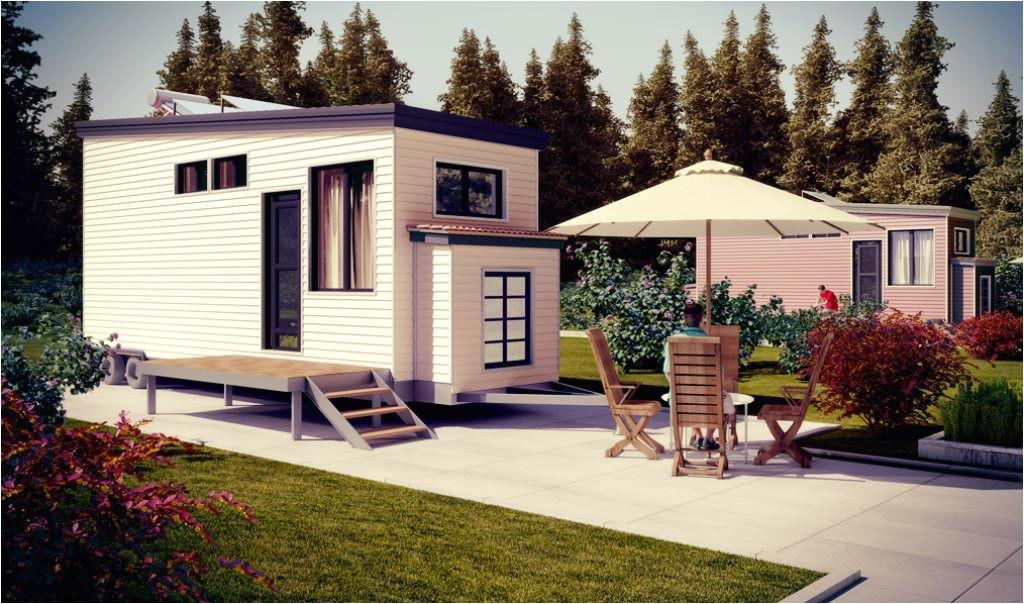 park model tiny house