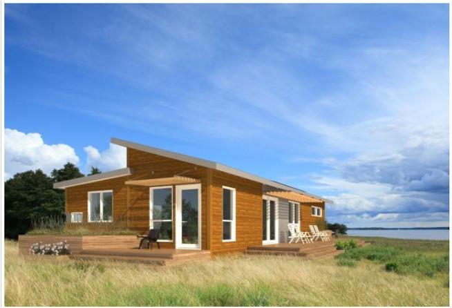 passive solar modular home designs green off grid small 58333