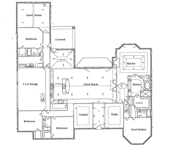 Paul Taylor Homes Floor Plans Gentle Creek Place Prosper Paul Taylor Homes Dallas fort