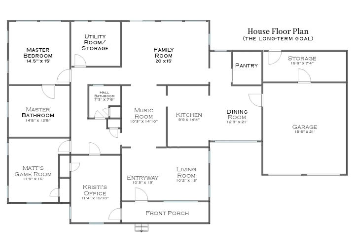 perfect house plan