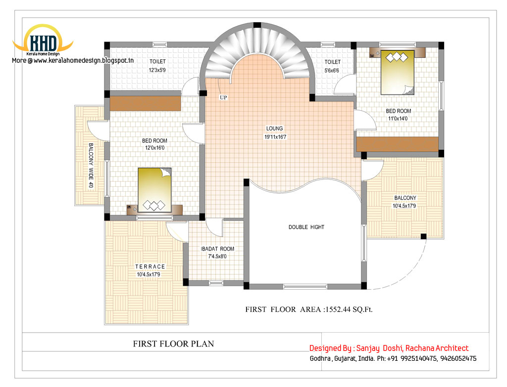 duplex house plan elevation indian plans 2