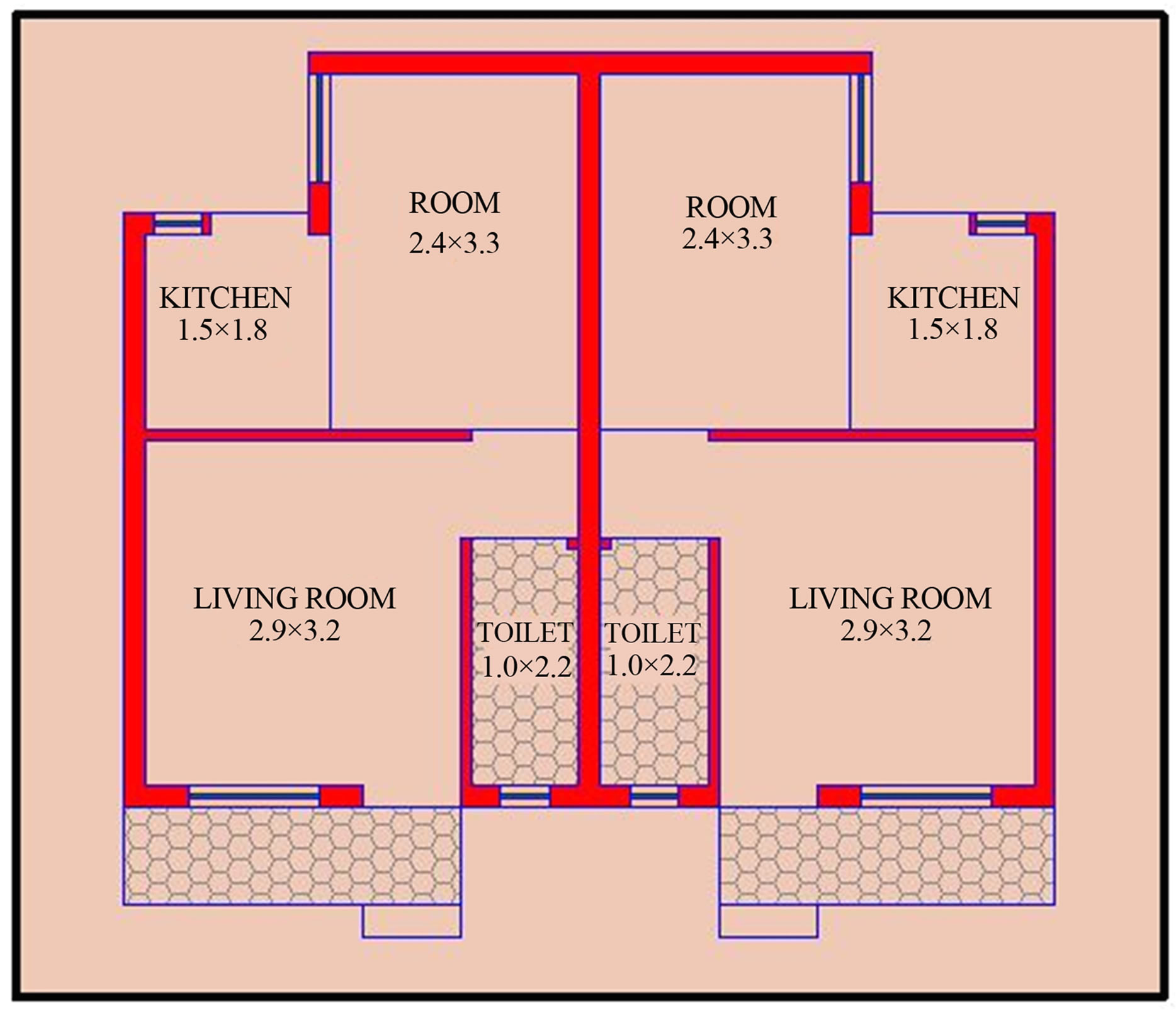 residential building plans in india