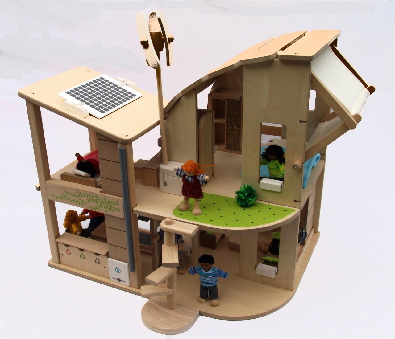 the modern dollhouse