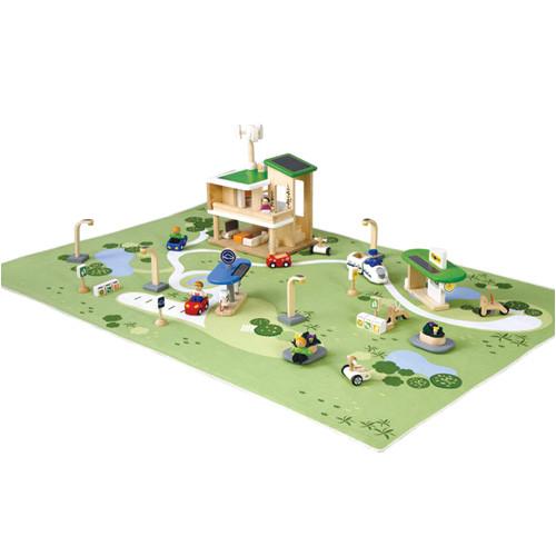 plan toys eco town