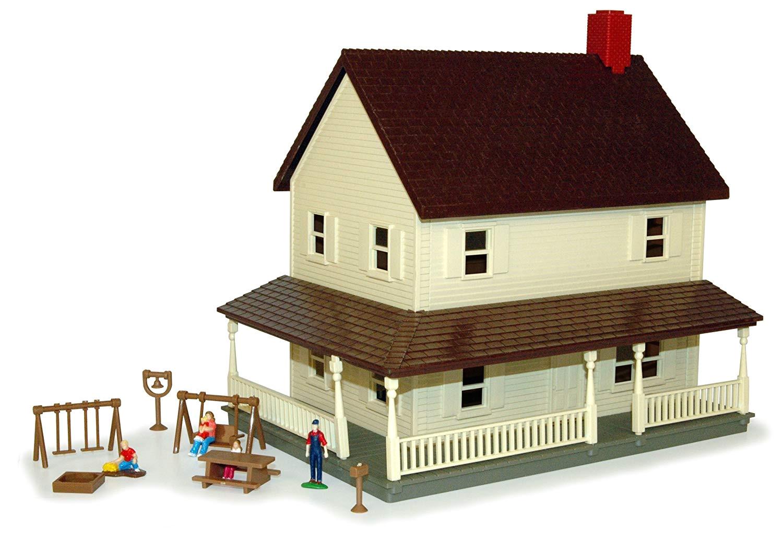plan toys farm house