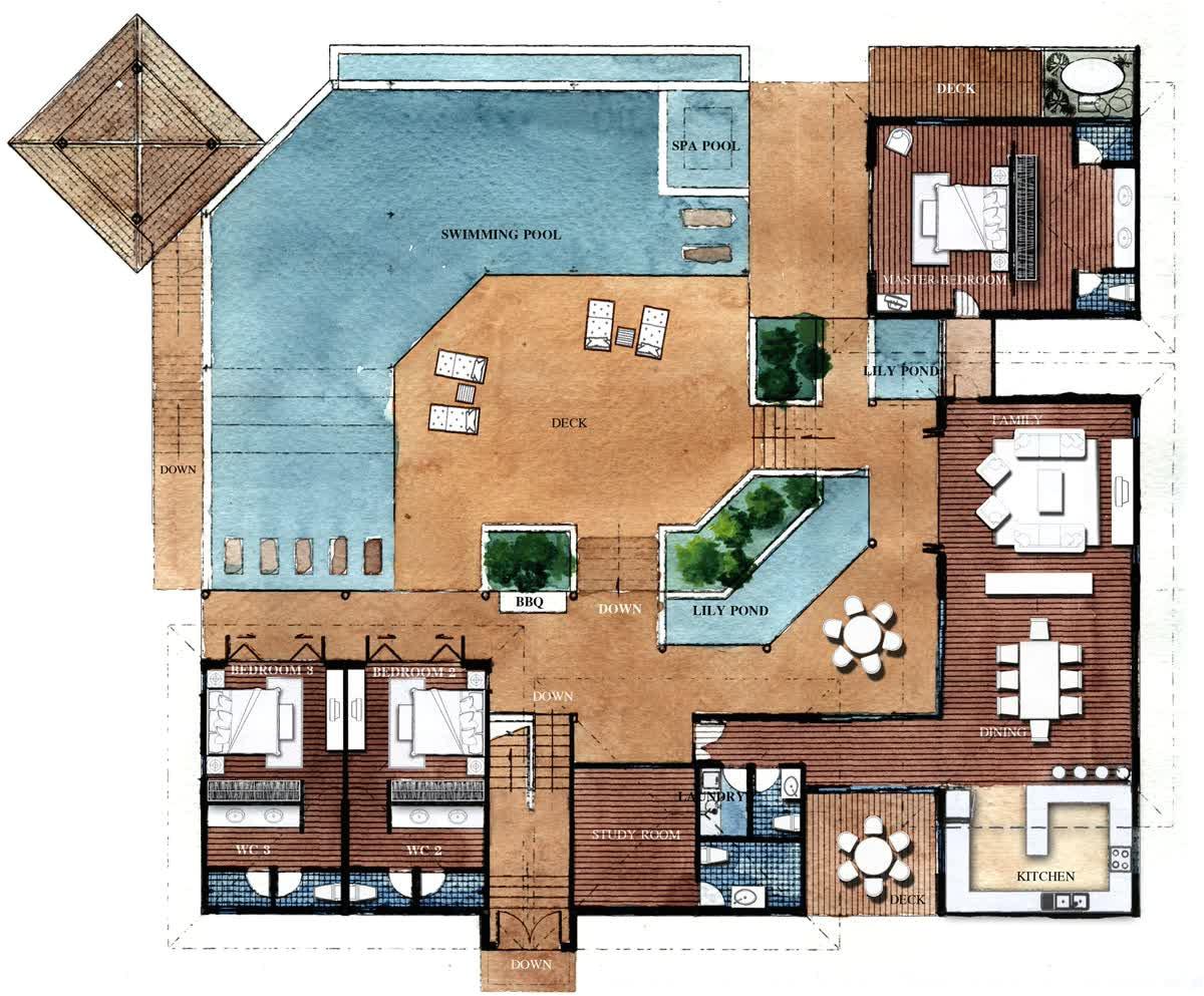 floor plan drawing software c