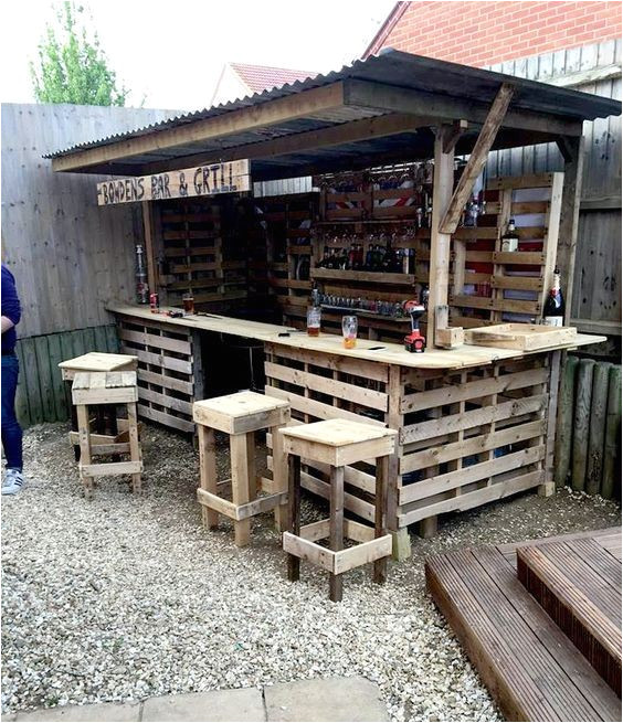 planning a small wedding at home fresh 30 best picket pallet bar diy ideas for your home