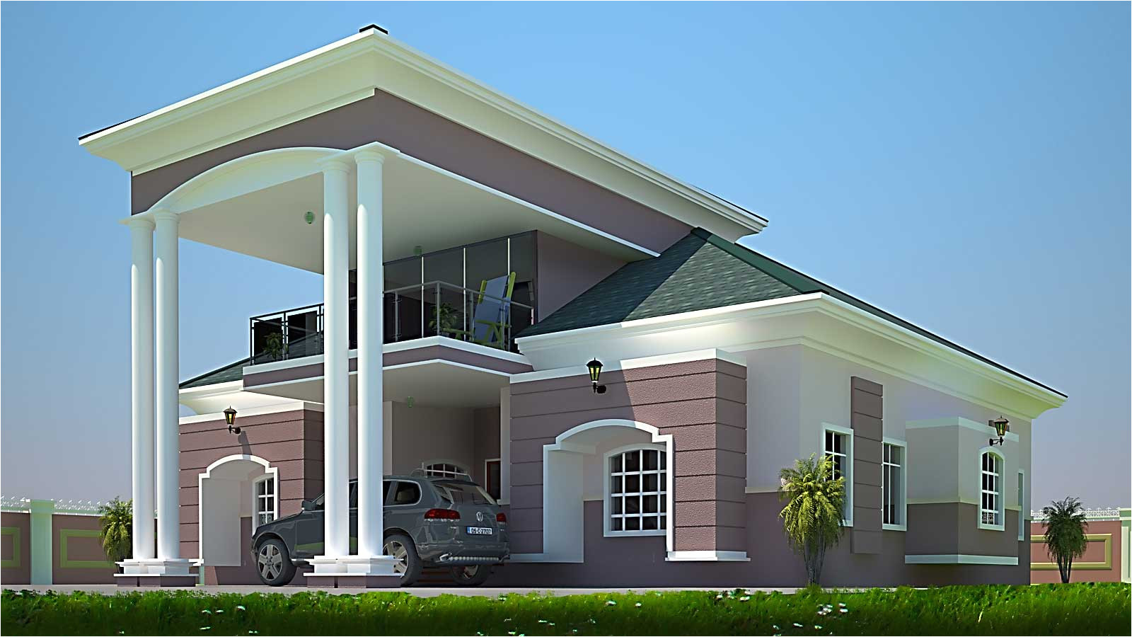 fatak 4 bedroom house plan