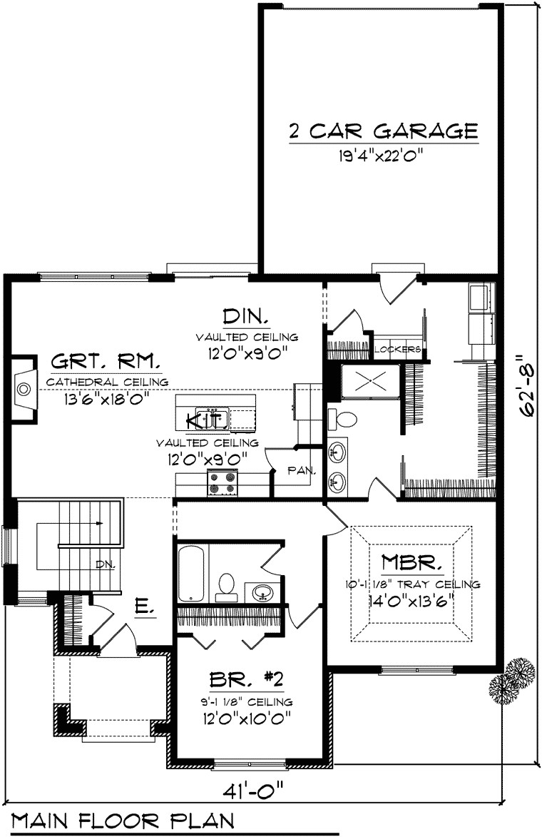 ranch home addition plans