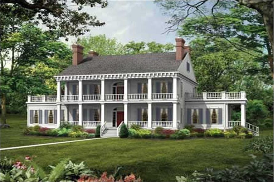 home plan 18316