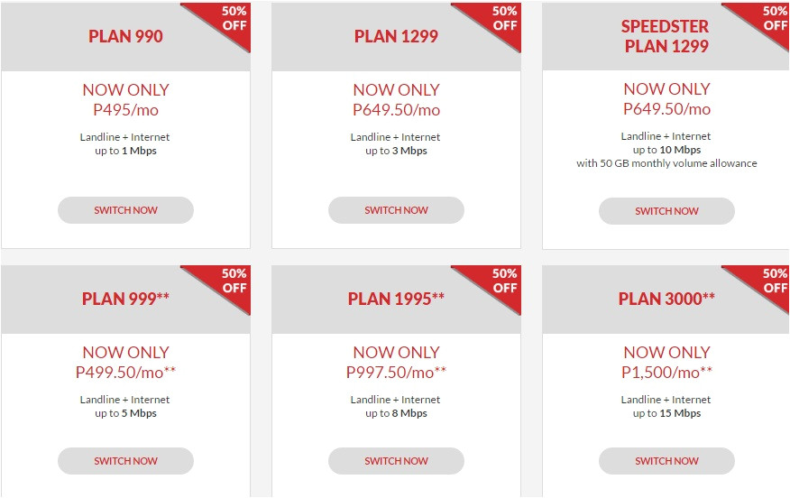 Pldt Home Plan99 Pldt Home Plan 1299 Review