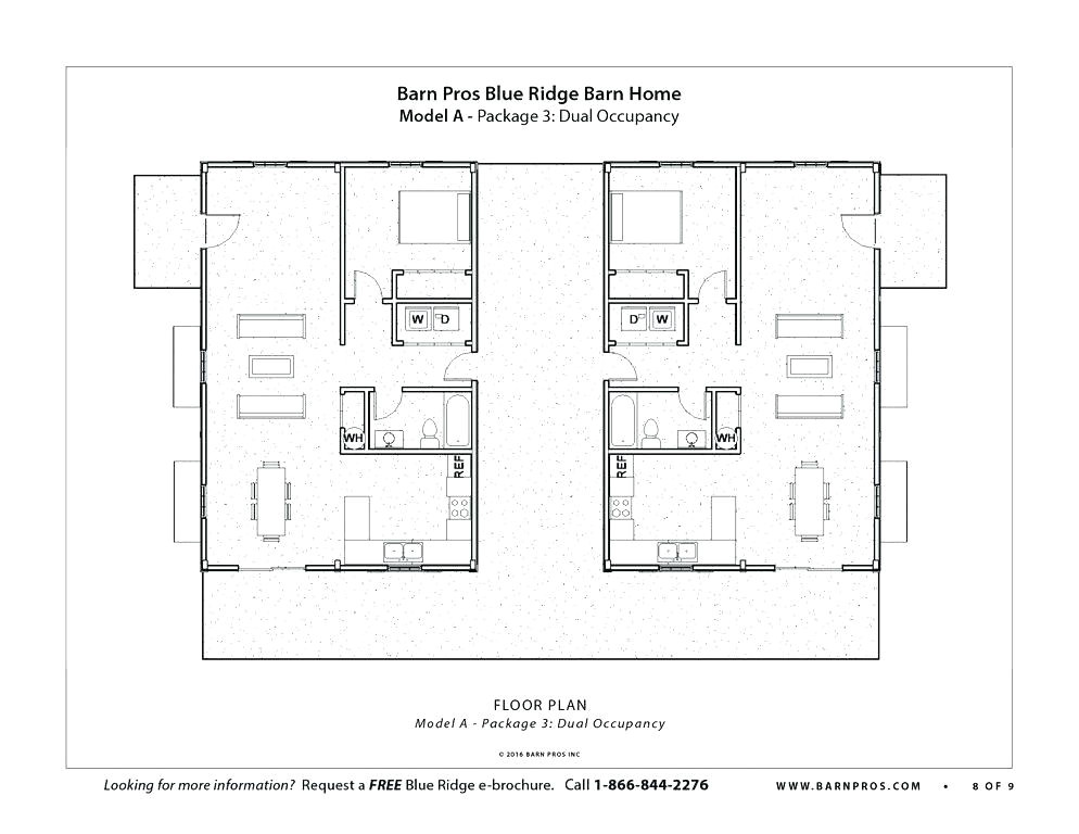 pole barn house floor plans and prices