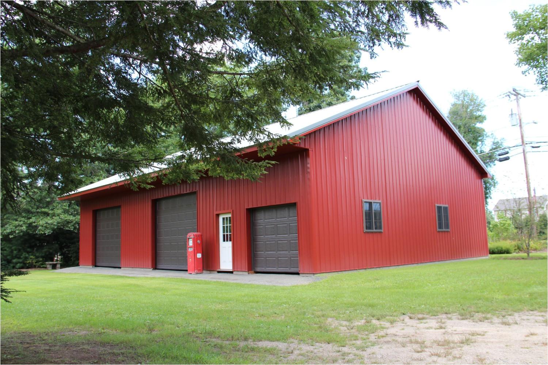 40x40 pole barn