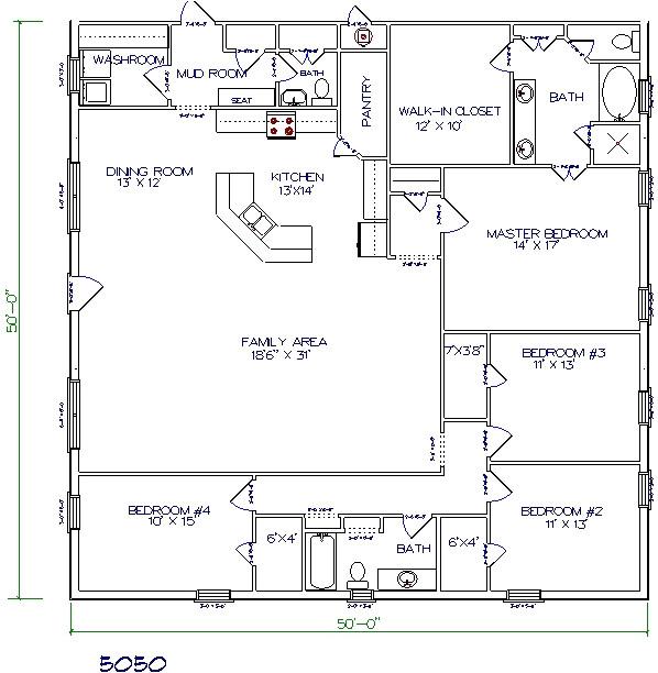 exceptional pole building home plans 11 metal pole barn house floor plans