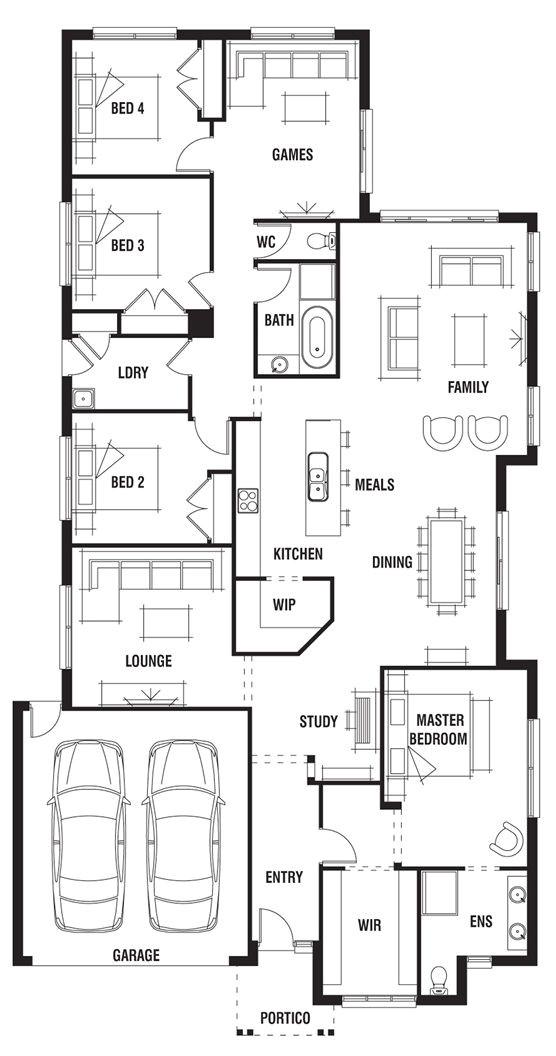 porter davis house designs
