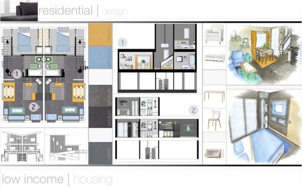 interior design portfolio examples pdf g55049