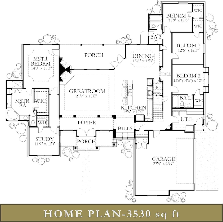 portfolio home plans