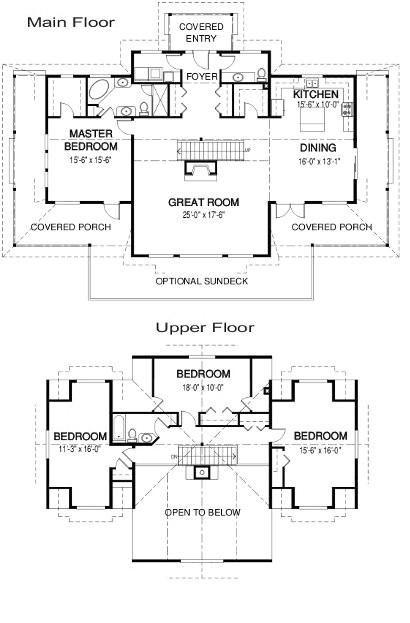 cranbrook post beam family custom homes