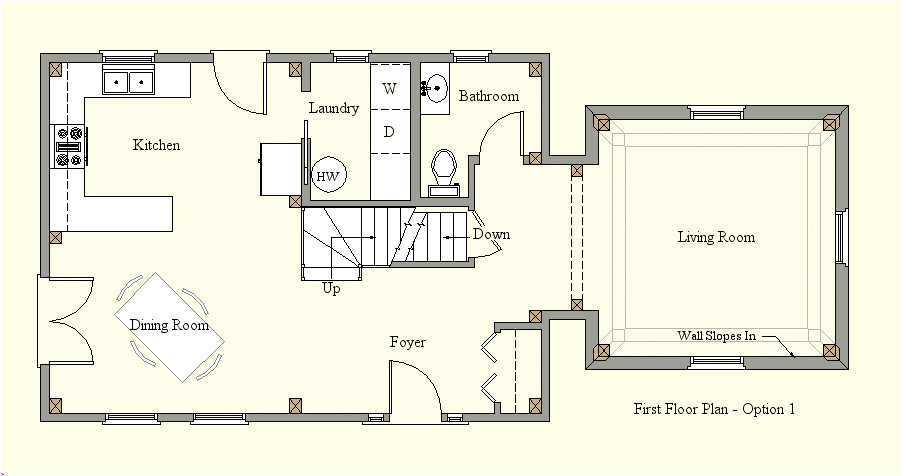 post frame house plans