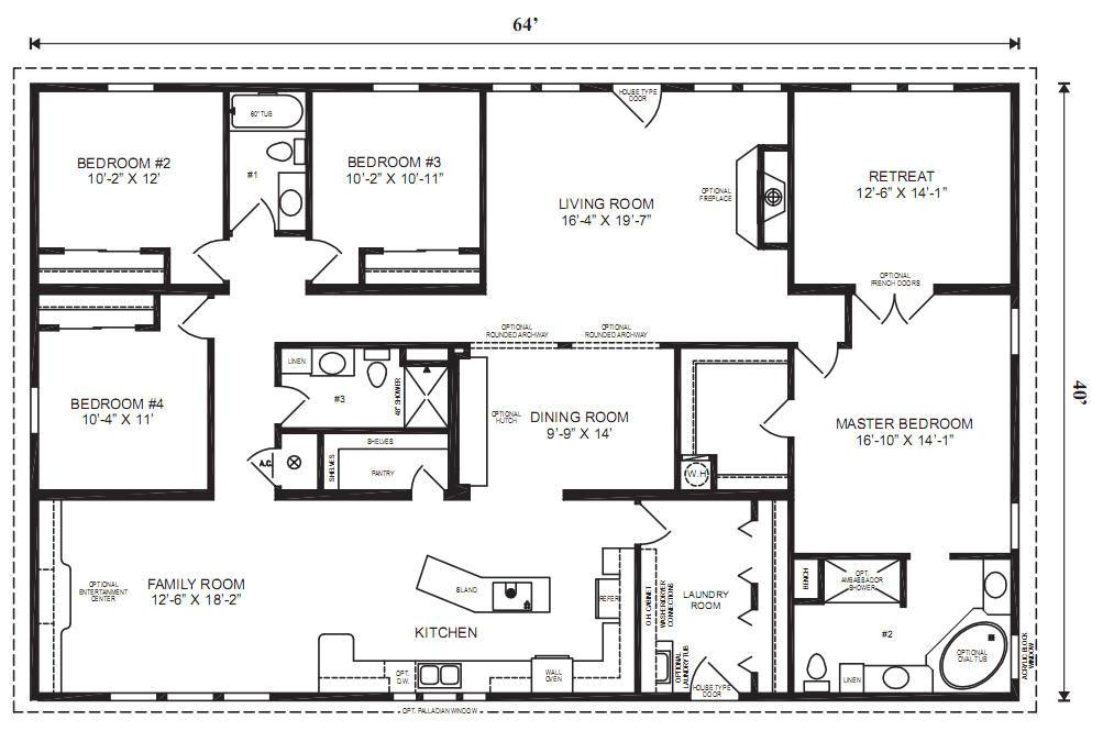 Pratt Homes Floor Plans Modular Floor Plans On Pinterest Modular Home Plans