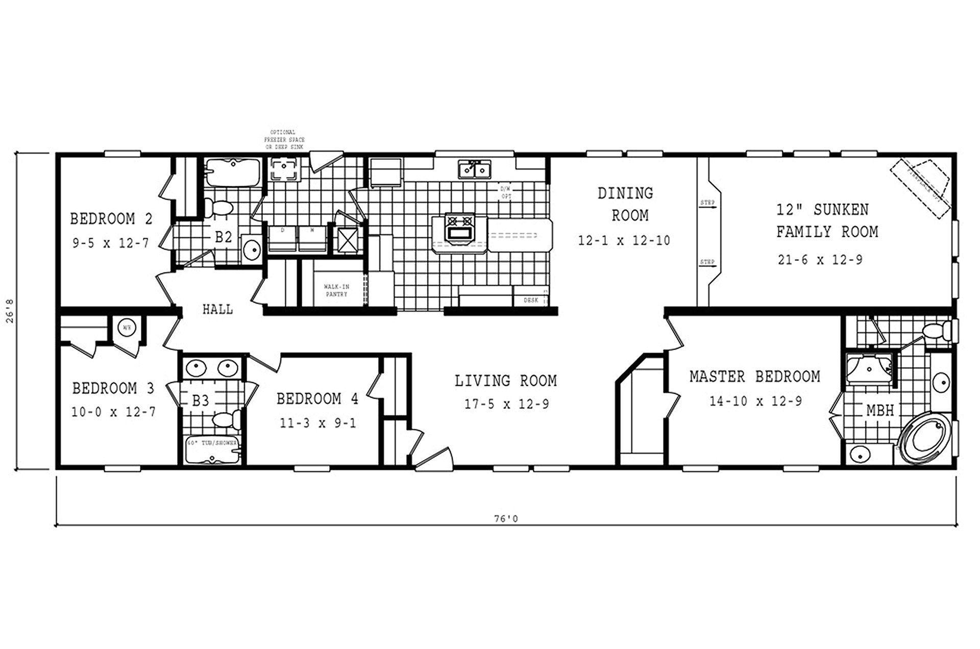 modular home floor plans maryland