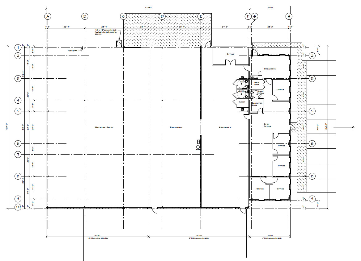 pre engineered home plans