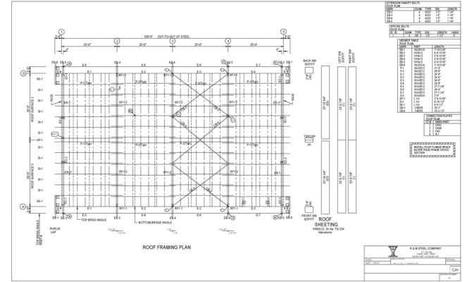 roof framing quality pre engineered metal building systems