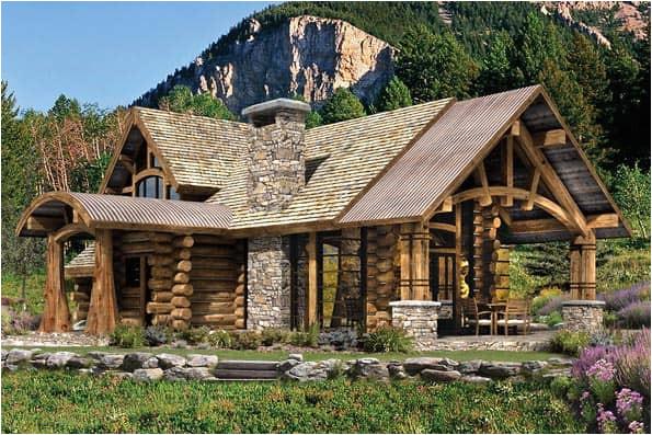 Precisioncraft Log Home Floor Plans Pin Log Home Floor Plans Precisioncraft Upland Retreat