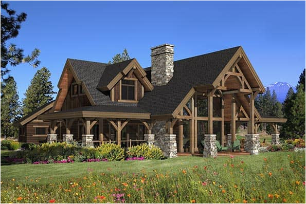 Precisioncraft Log Home Floor Plans Timber Frame and Log Home Floor Plans by Precisioncraft