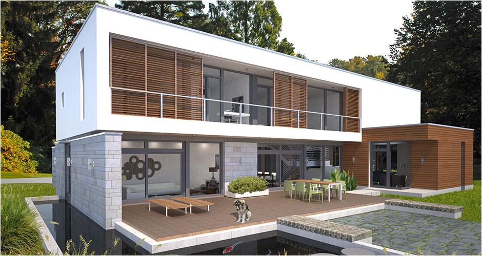 ultra modern prefab home designs
