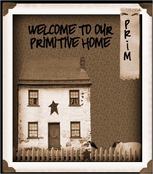 primitive country house plans