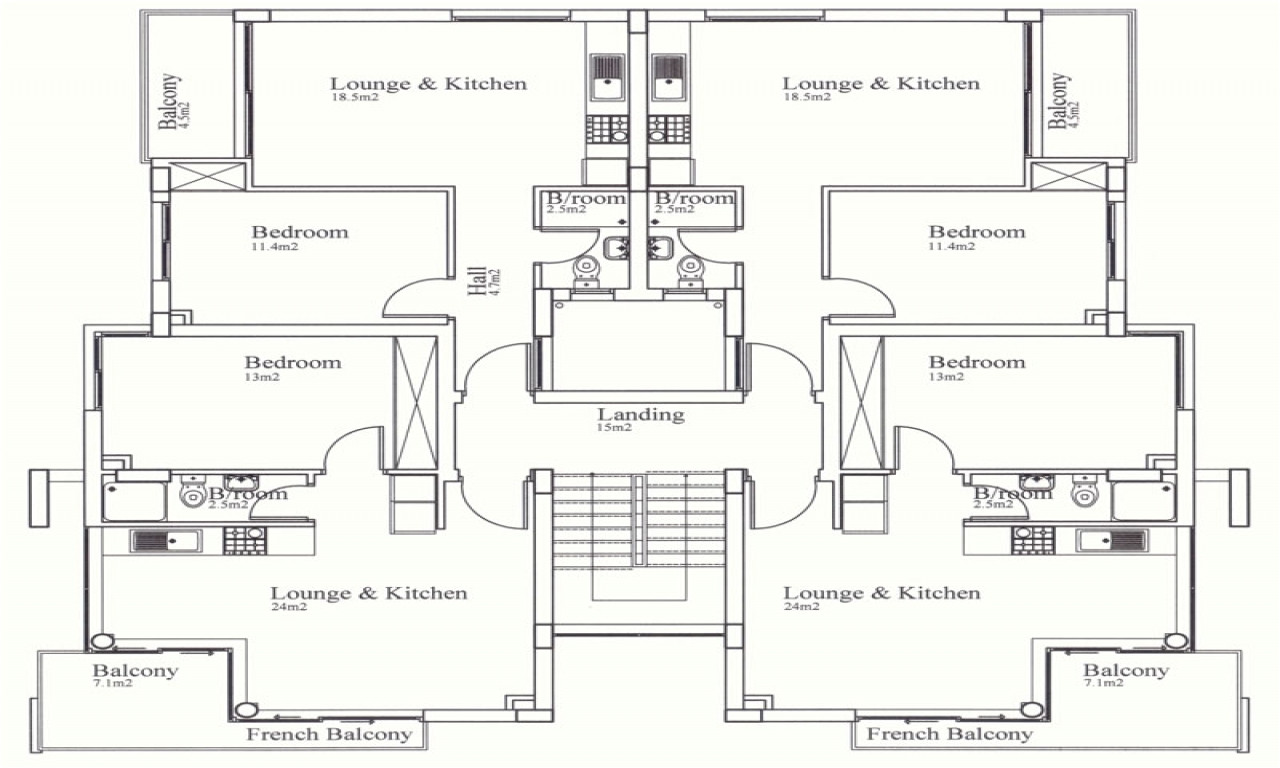 9137888d5c74df06 4 bedroom floor plan simple 4 bedroom house plans that are printable