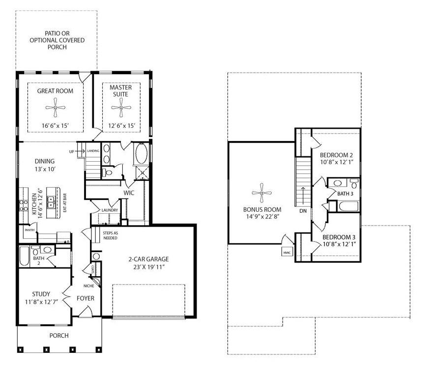 providence homes floor plans
