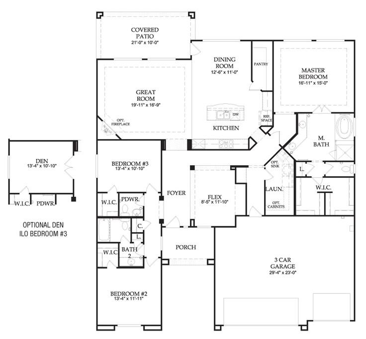 pulte homes floor plans las vegas
