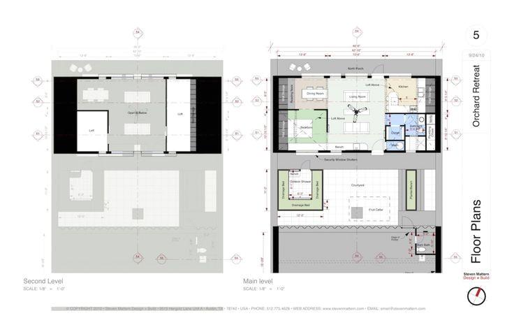quonset hut blueprints