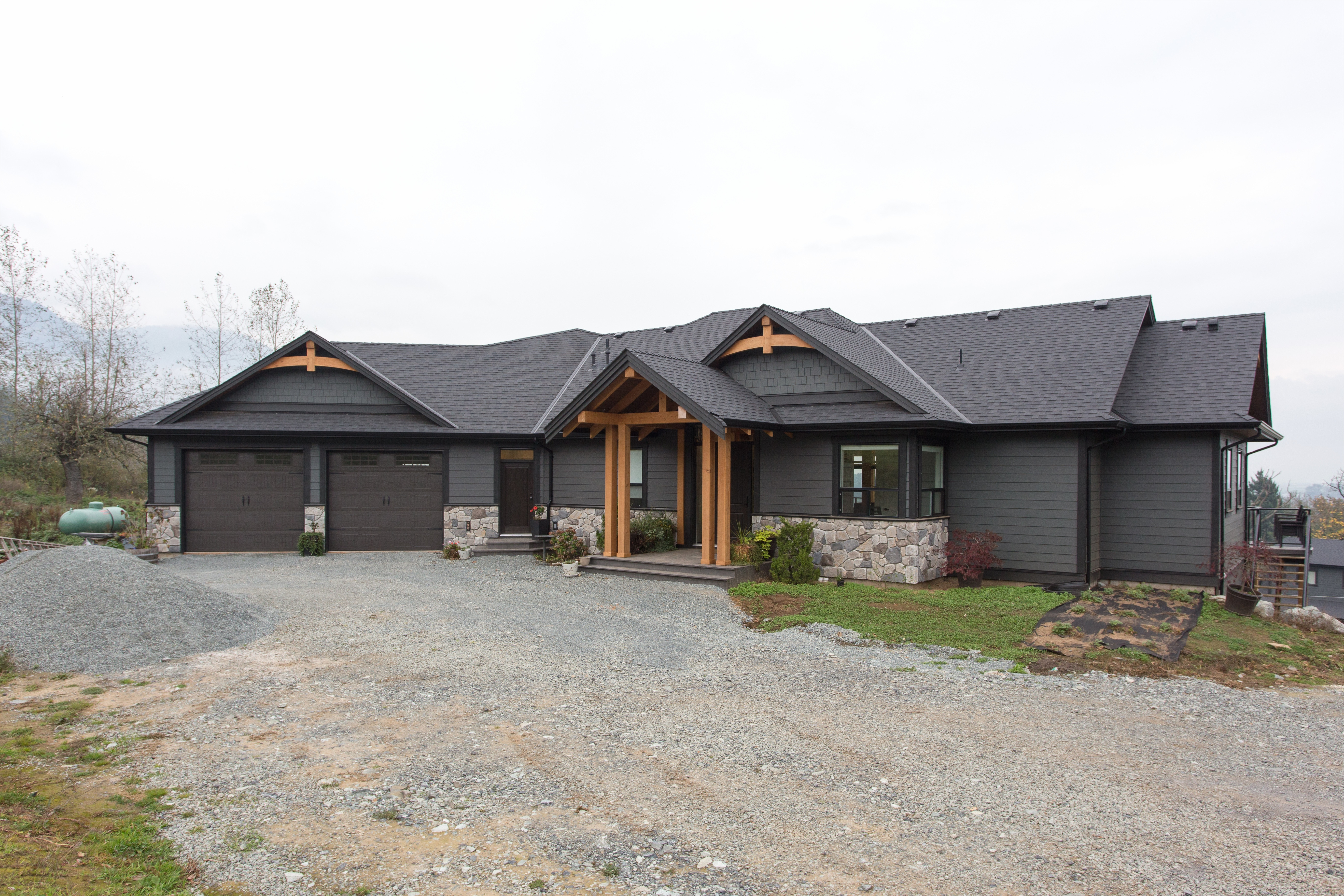 Ranch Home with Walkout Basement Plans Craftsman Ranch House Plans Fine Home Architecture House