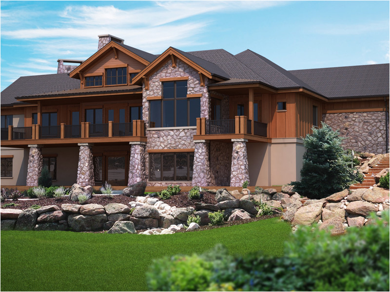 superb house plans with walkout basement 6 ranch house plans with walkout basement