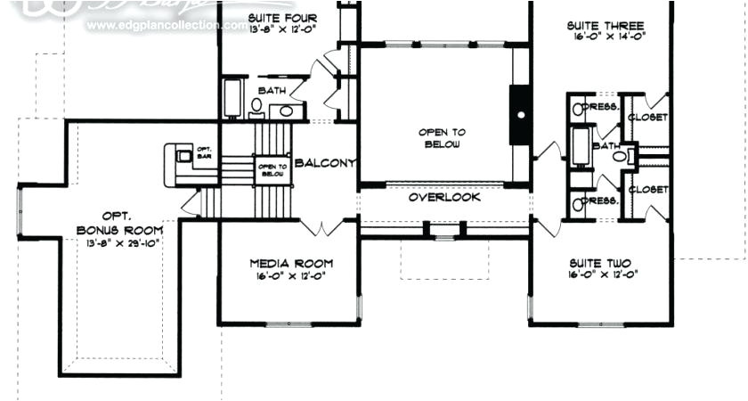 house plans with bonus room