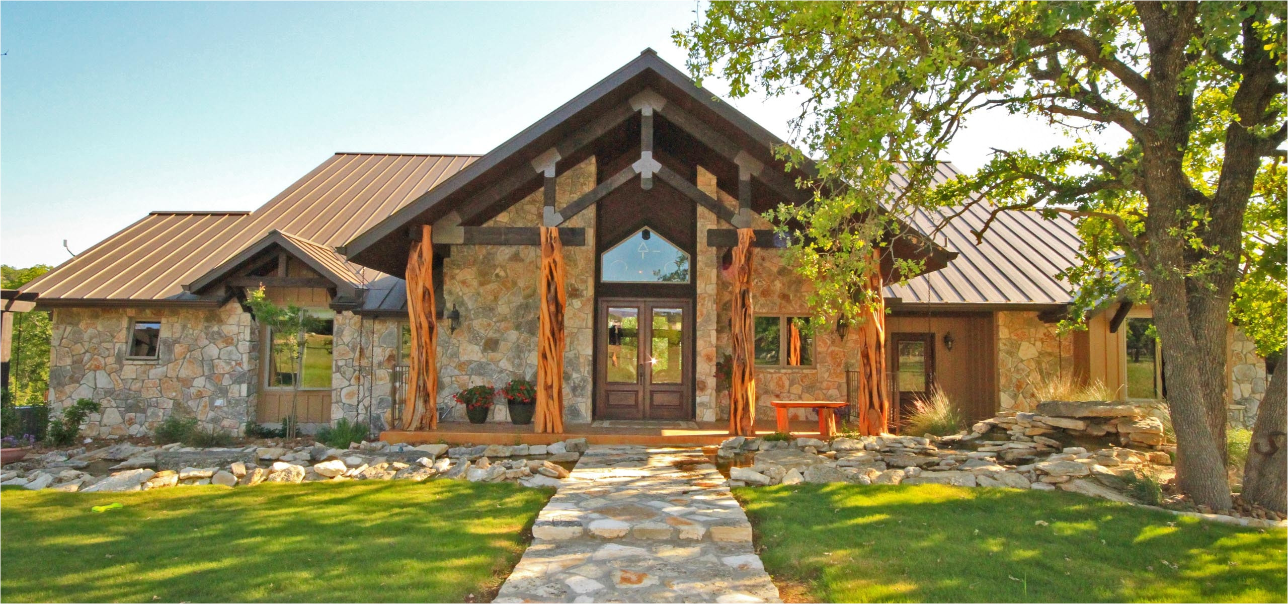 texas ranch style house plans