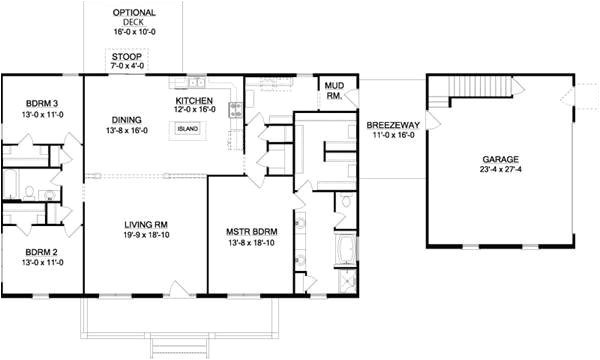 Ranch Style House Plans with Bonus Room Unique House Plans with Bonus Room Ranch Style New Home