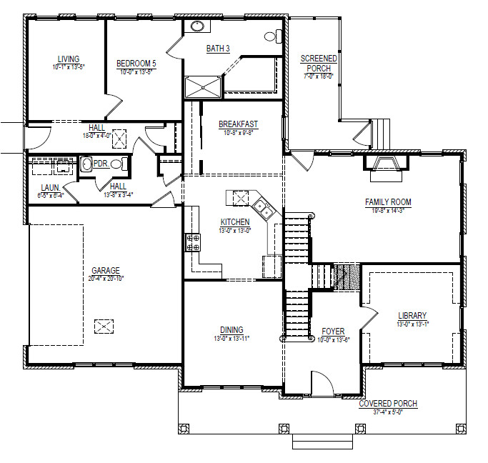 craftsman style house plans with mother in law suite