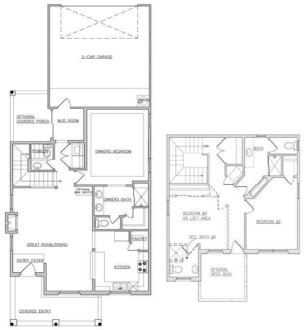 raylee homes floor plans
