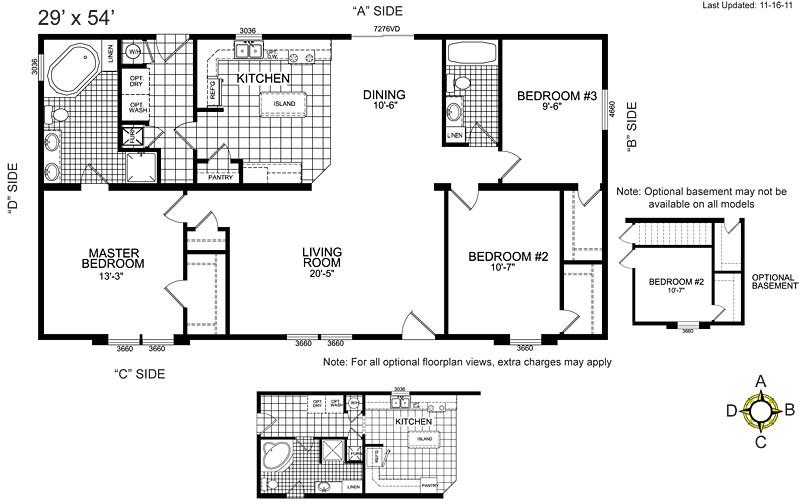 1997 redman mobile home