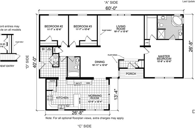 redman mobile home floor plans furthermore homes 53422
