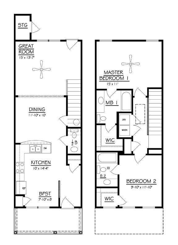 regent homes floor plans