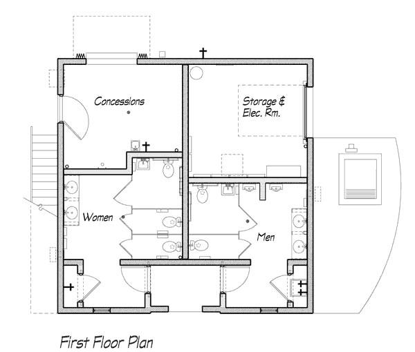 small retirement home designs