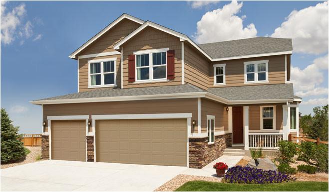 colorado springs new homes
